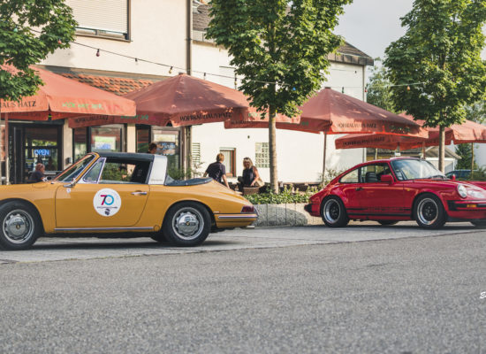 s'Fässle Oberkirch Porsche Club Treffen 13